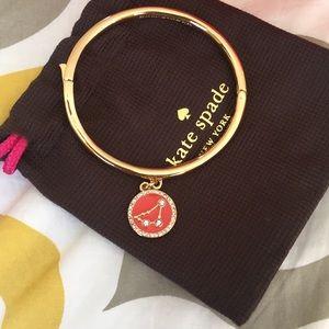 Kate Spade Capricorn sign bracelet